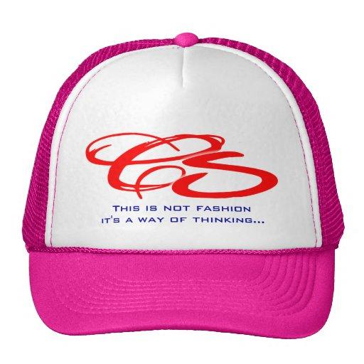 CS hat (pink)