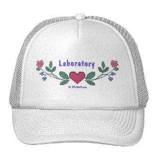 CS Laboratory Trucker Hat