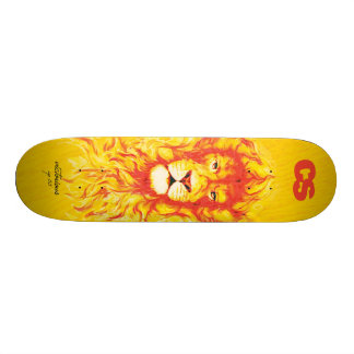 CS Lion Deck Skateboards