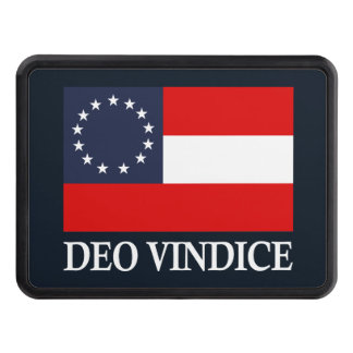 CSA 1st National (Deo Vindice) Trailer Hitch Cover