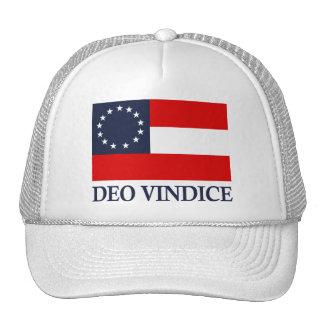 CSA 1st National (Deo Vindice) Trucker Hat