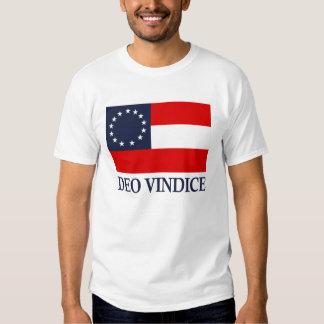 CSA 1st National (Deo Vindice) Tshirt
