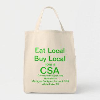CSA Tote Bag
