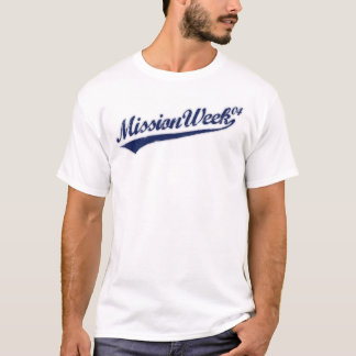 CSBC Mission Week 04 T-Shirt