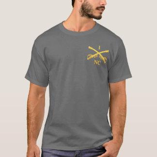 CSC -1st North Carolina Cavalry T-Shirt