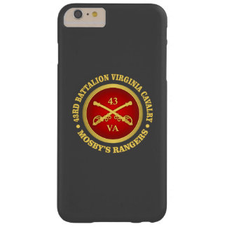 CSC -43rd Battalion Virginia Cavalry (Mosby) Barely There iPhone 6 Plus Case