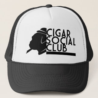 CSC Style Trucker Hat