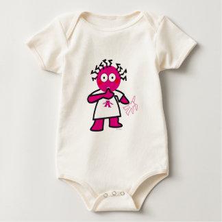 CSeeK BaybGirl Baby Bodysuit