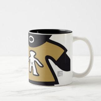 CSeeK Boy Two-Tone Coffee Mug