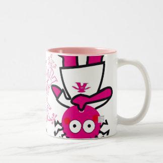 CSeeK GirlRoZ Two-Tone Coffee Mug