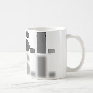 CSI COFFEE MUG