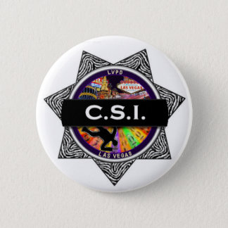 CSI Las Vegas TV Show Button Gift