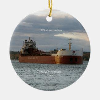 CSL Laurentien ornament