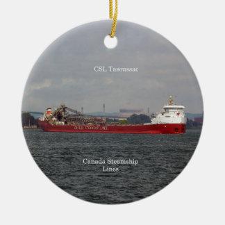 CSL Tadoussac ornament