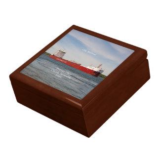 CSL Welland keepsake box
