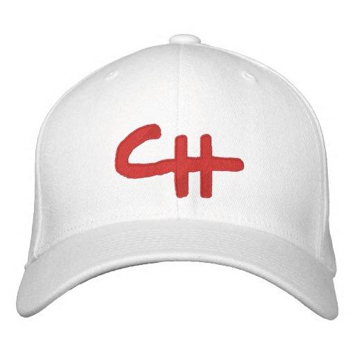 CSlash Emblem Cap Embroidered Hat