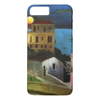 Csontvary - Full Moon in Taormina (detail) iPhone 8 Plus/7 Plus Case