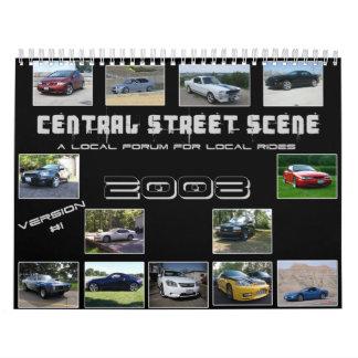 css #1 calendars