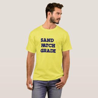 CSX Font Sand Patch Grade T-shirt