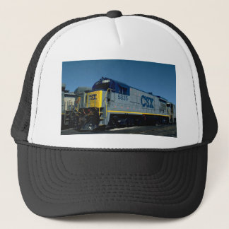 CSX GE B36-7 TRUCKER HAT