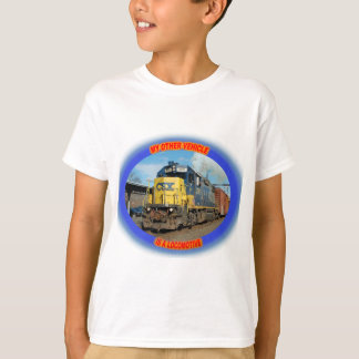 CSX Locomotive T-Shirt