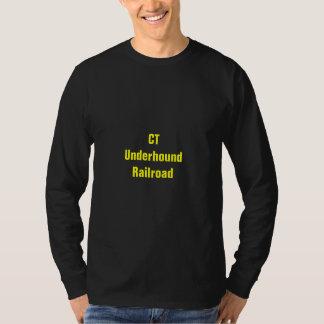 CT Underhound Railroad T-Shirt