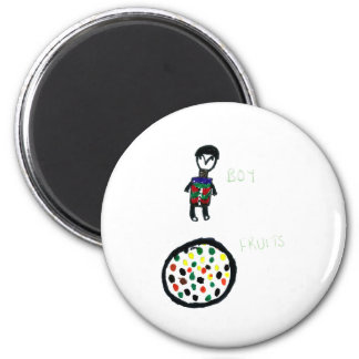 CTC International 2 Inch Round Magnet
