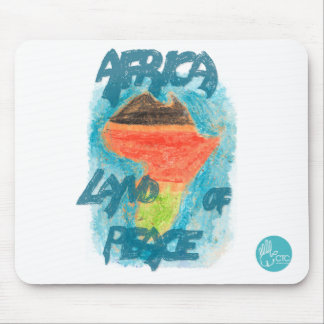 CTC International - Africa Mouse Pad