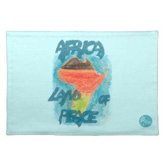 CTC International - Africa Placemat