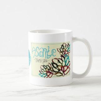 CTC International -  Asante 2 Classic White Coffee Mug