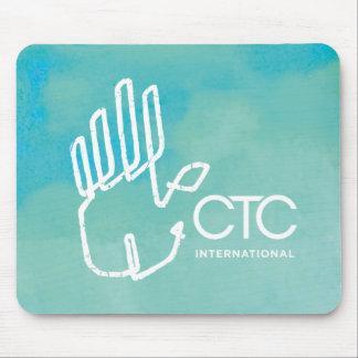 CTC International -  Blue Mouse Pad