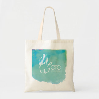 CTC International -  Blue Tote Bag