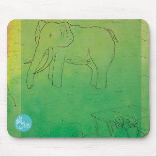 CTC International - Elephant Mouse Pad