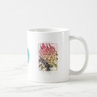 CTC International -  Flowers 2 Classic White Coffee Mug