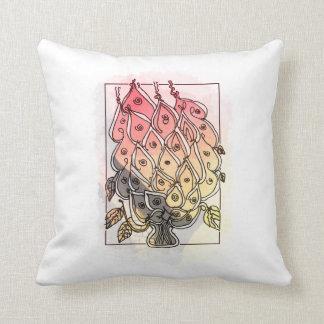 CTC International -  Flowers 2 Throw Pillow