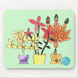 CTC International - Flowers Mouse Pad