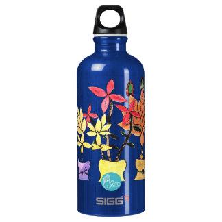 CTC International - Flowers Water Bottle
