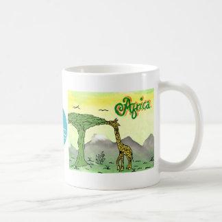 CTC International - Giraffe Coffee Mug