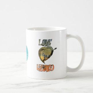 CTC International - Heart Classic White Coffee Mug