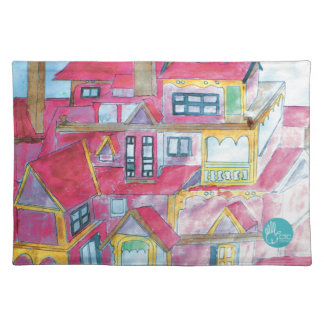 CTC International - Houses Placemat