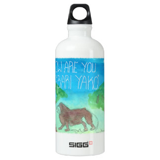 CTC International - How Are You Water Bottle