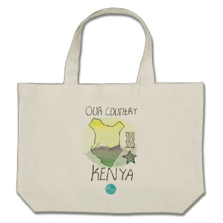 CTC International - Kenya Canvas Bags