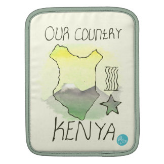 CTC International - Kenya Sleeves For iPads