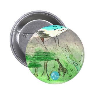 CTC International - Landscape 2 Inch Round Button