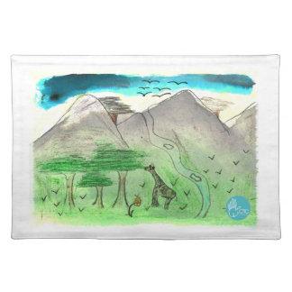 CTC International - Landscape Placemat