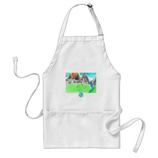 CTC International - Man and River Adult Apron
