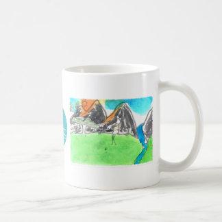 CTC International - Man and River Mug