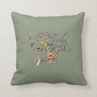 CTC International - Peace Throw Pillow