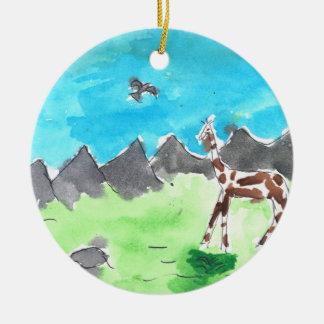 CTC International - Plains Ornament