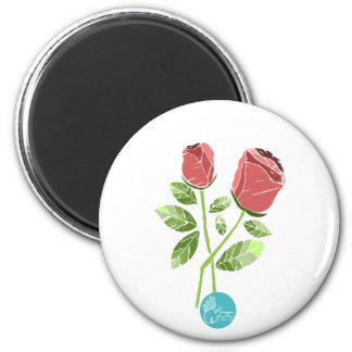 CTC International -  Roses 2 Inch Round Magnet